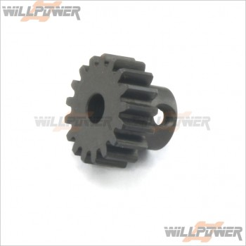 Motor Pinion Gear 17T - Steel