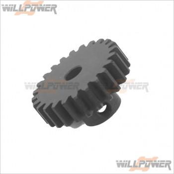 Motor Pinion Gear 24T - Steel
