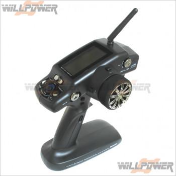 Futaba 4PLS 2.4G Radio Transmitter (R304SB Receiver*2) [RC Radio]