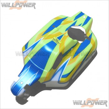 HongNor Painted Printed Body Shell Cover #G-30A [LX-2] [LX-1]