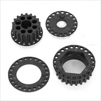 ARC Pulley Set -Front #R801111