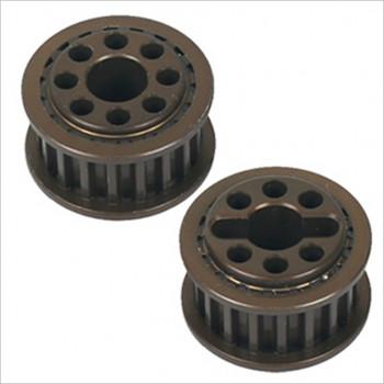ARC R8.0 18T 8mm Belt Pulley-Alu #R809006