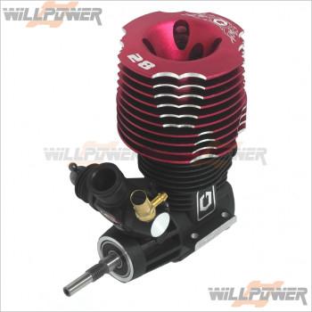 GO 28 6P+2 Rear Exhaust Engine #R286P-P420SG