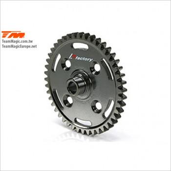 K Factory Option Part - B8 - ST Steel Spur Gear 44T #K8246