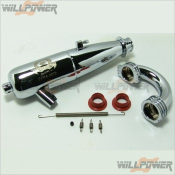 GO EFRA-2072 Exhaust Pipe #GO-PI-2072 [RC Pipe]