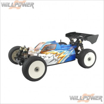 Serpent SRX8 Cobra 1/8 Scale Competition Nitro Buggy Kit #600017