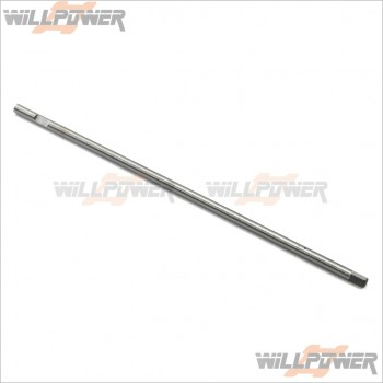 2.5mm Hex Wrench Head 120L