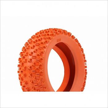 """HongNor &quotx="""" Buggy Tire, Orange #BT-112O"""