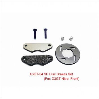 HongNor SP Brake Pad + Disk #X3GT-04 [X3-GT]