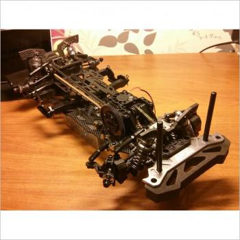 Street Jam Spidercks GPX Black Edition Drift Chassis Kit #Spidercks GP-X BK