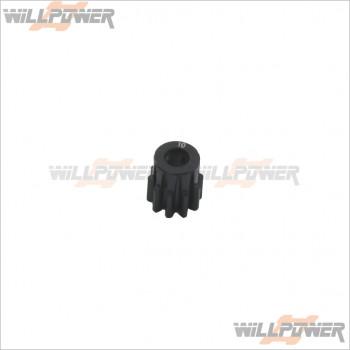 TeamMagic M1.0 Pinion Gear for 5mm Shaft 10T #K6602-10 [E5]