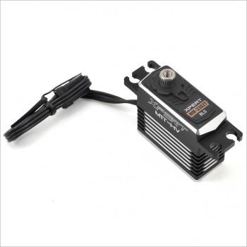 XPERT MM-3302T-HV All Aluminum Case Mini Tail Servo (High Voltage) #MM-3302T-HV