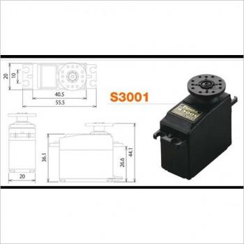 Futaba Futaba S3001 Standard Servo #S3001