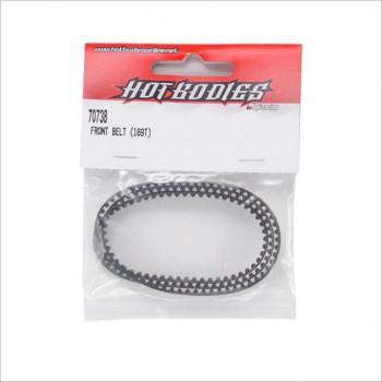 HB Racing HBS70738 HB Racing Front Belt (169T) #70738