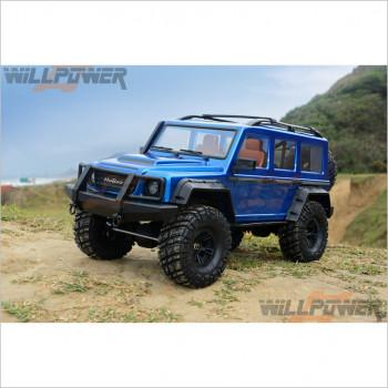Hobao DC1 Trail Crawler Car Kit