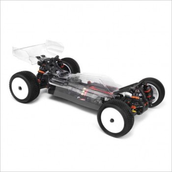 HB Racing D418 1/10 4WD Electric Off-Road Buggy Kit #204241