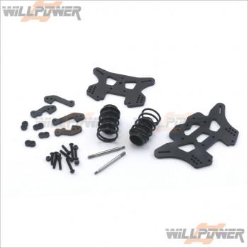 HongNor Shock Damper Upgrade Set #X3GT-18 [X3-GT]
