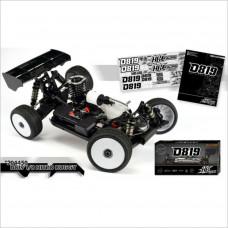 HB Racing D819 4WD Nitro Buggy Kit #204450