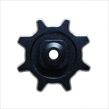 SANWA Alum. Steering Base #191A04602A [M17]