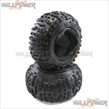 HB Racing Rover 1.9 Tire #67912