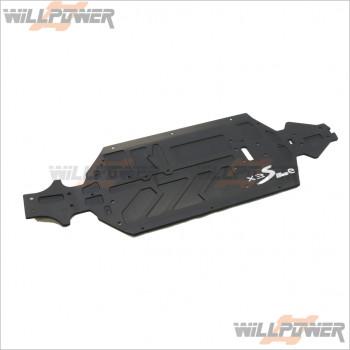 HongNor CNC 7075-3mm輕量底盤 #X3.6-21