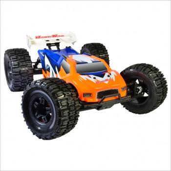 Hongnor Mega Booster Monster Truck Nitro RTR X2CRT #64204