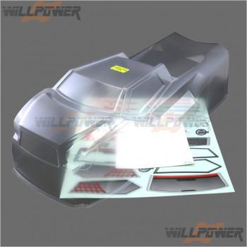 HongNor Truggy Clear Body Shell Cover #XT-43