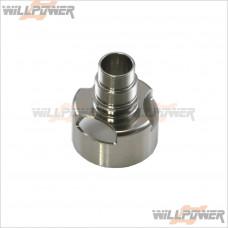 HongNor Alum. Nickel Coated 2-Speed Clutch Bell #429J
