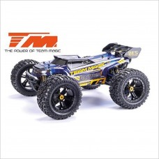 TeamMagic Car - Monster Truck Electric - 4WD - RTR - Brushless 2200KV - 4S/6S - Waterproof - Team Magic E6 III BES+ Gold #505010