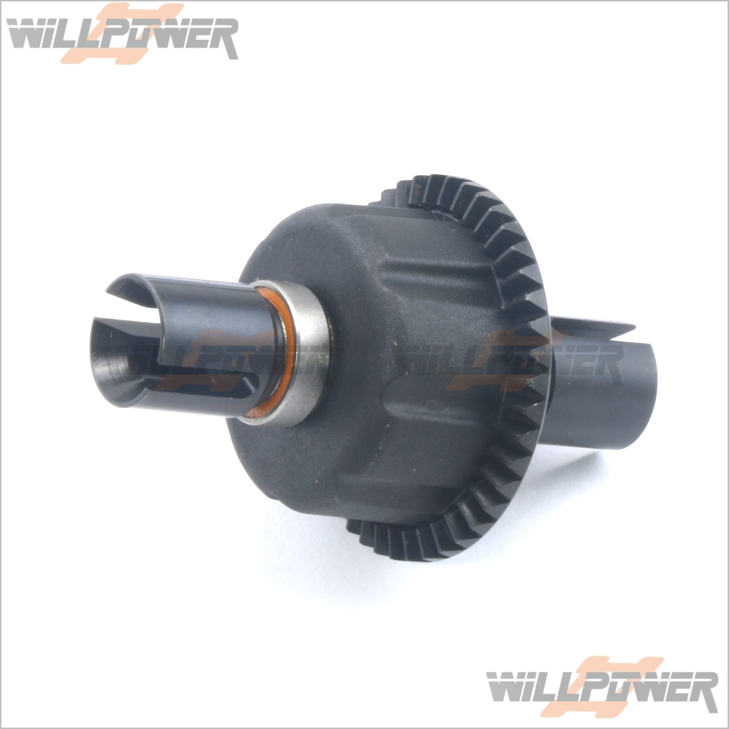 Front Rear Differential  89116 (RC-WillPower) HOBAO Hyper 9
