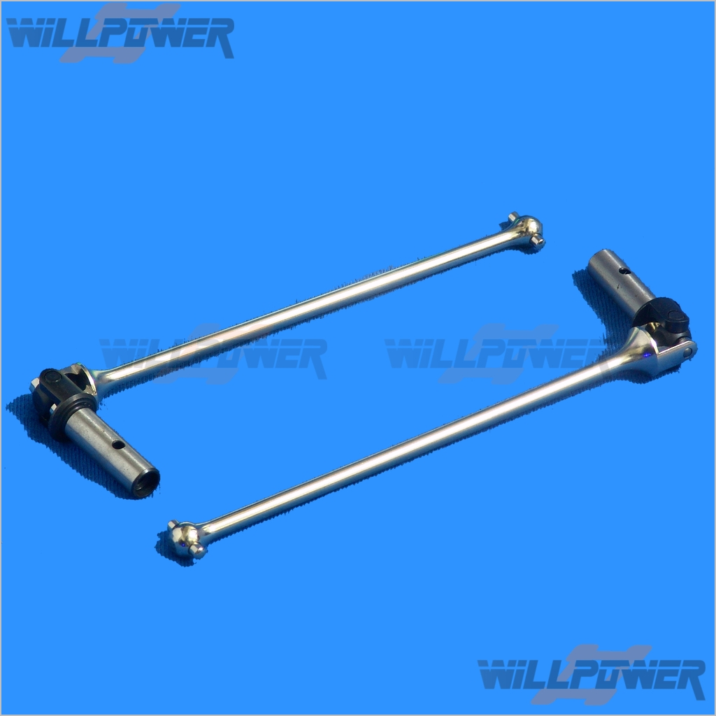 HyperST Pro Universal Drive Shafts-Rear  86217 (RC-WillPower) M7ST OFNA HOBAO