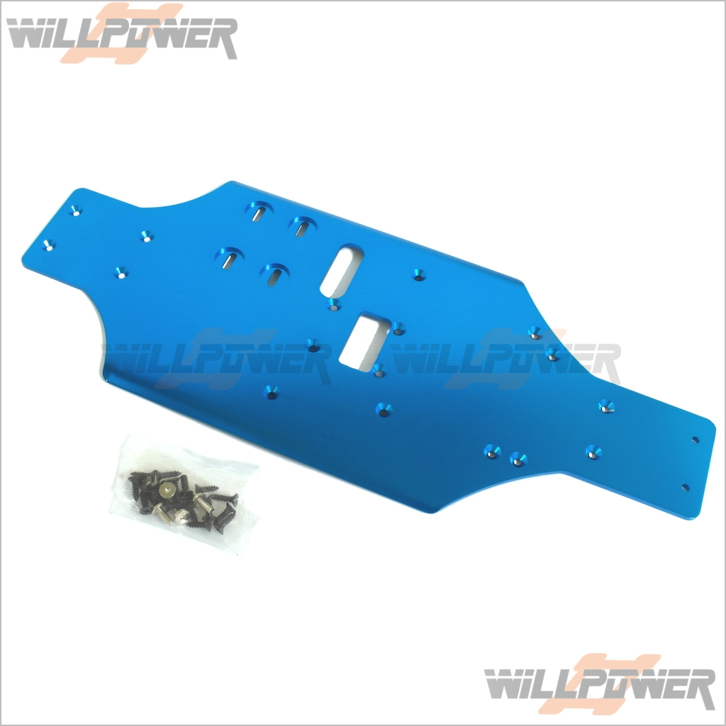 COLT Nitro Chassis  S7015  RC-WillPower