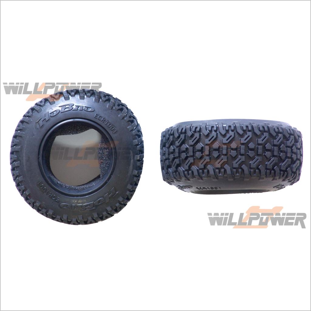 10 SC Tires #11035 (RC-WillPower) HOBAO Hyper 10SC