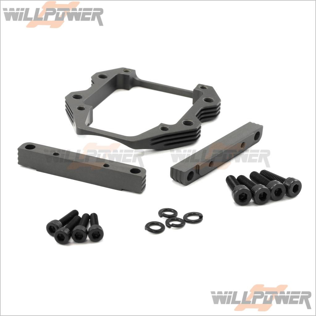 Radio Control-WillPower 1//8 Filtre à air