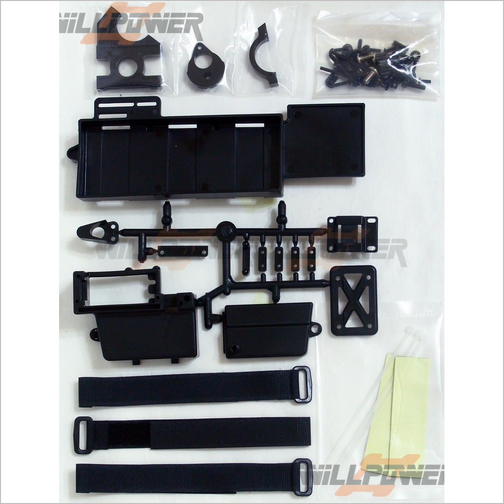 X2CR PRO  Brushless System Conversion Kit  X2S-16 (RC-Willenergia) HongNor X2CR  miglior servizio