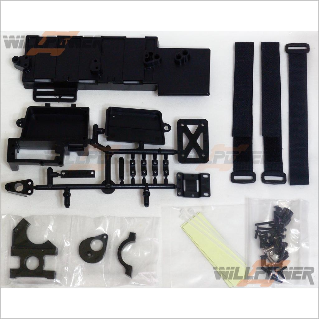 Brushless System Conversion Kit  XTS-23  RC-WillPower  HongNor X2CRT/NEXX8T