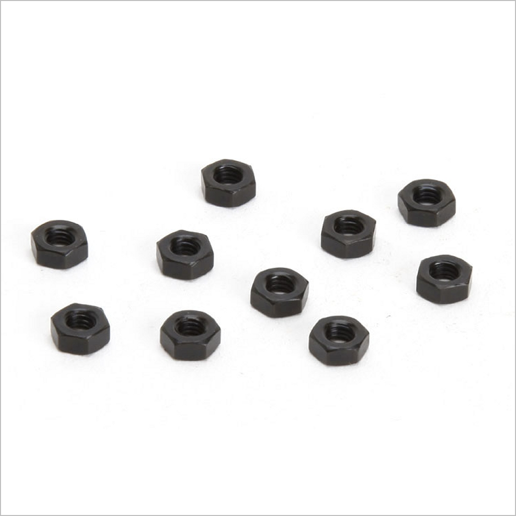 Agama A8//A215//A319 RC-WillPower Droop 4x10 Mm Screws #9410
