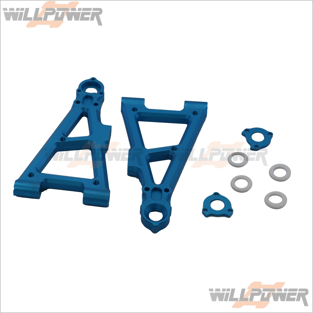 Front Lower Suspension Arms  CS-03  RC-WillPower  HongNor Ultra-GT/LX-1