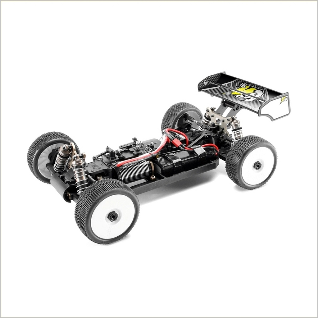 Hb Ve8 Kit Rc Willpower Hpi Racing 1 8 Electric