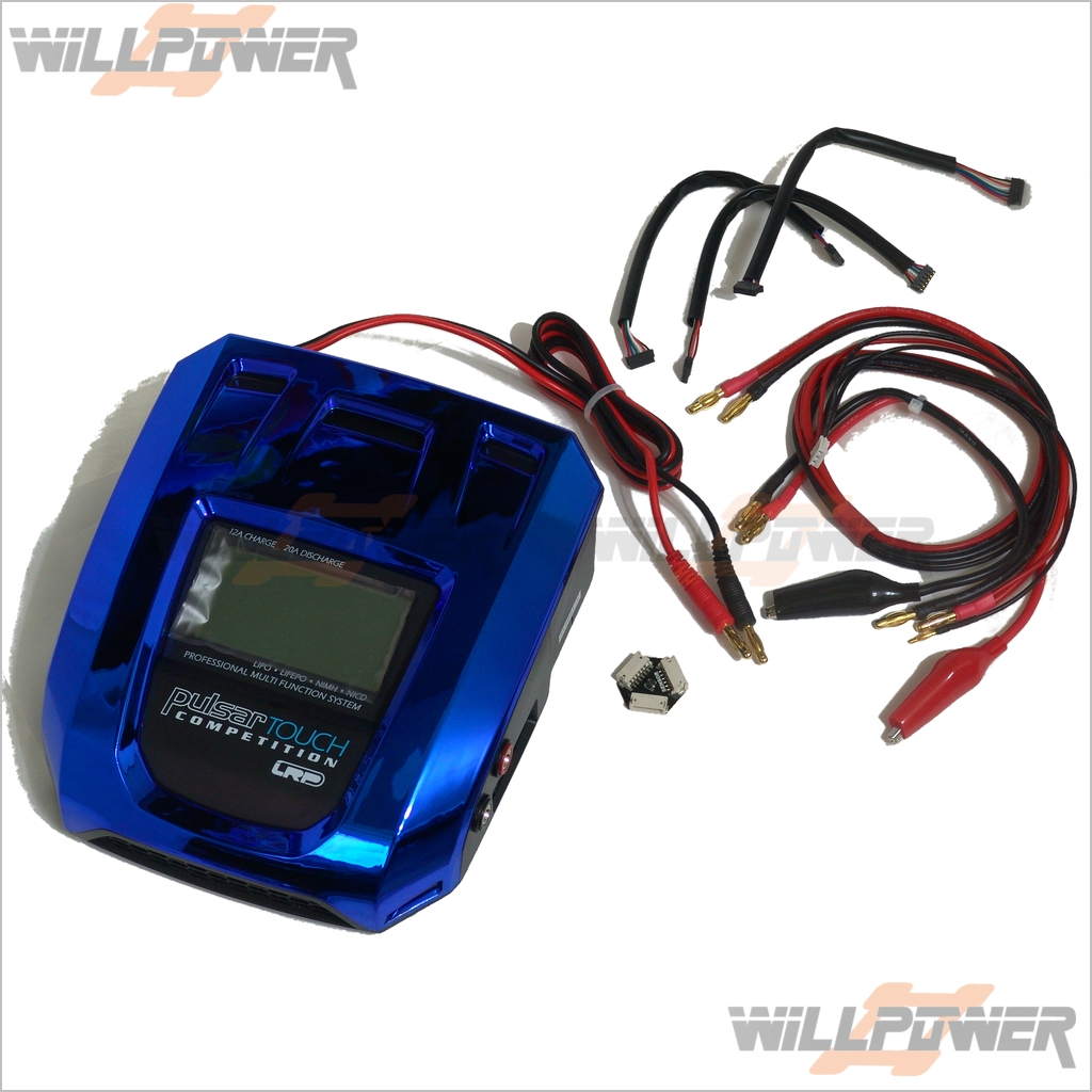 LRP Pulsar Touch Competition Charger   41555 (RC-Willenergia) LiPo NiCD NiMH LiFePo  outlet online