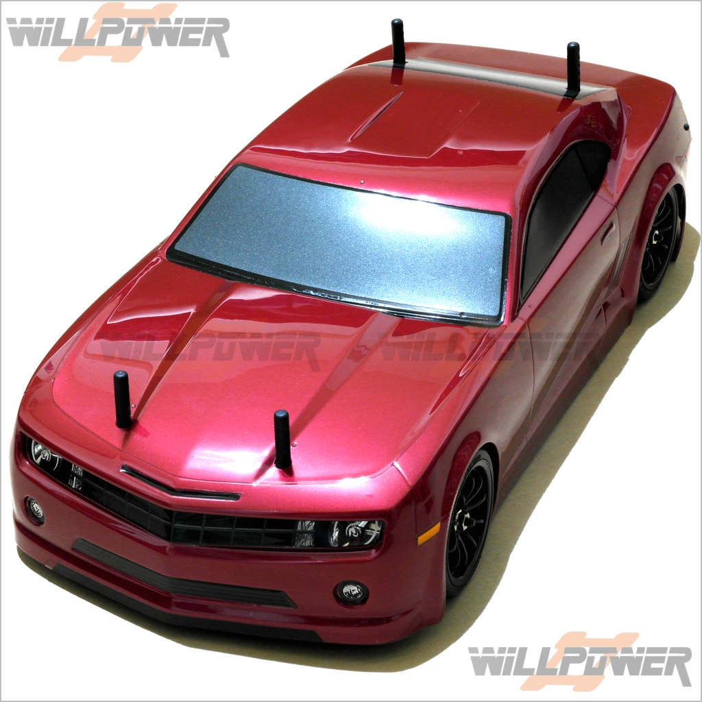 TeamMagic 1/10 E4D CMR Drifting Car RTR  503012  RC-WillPower  Brushless Vehicle