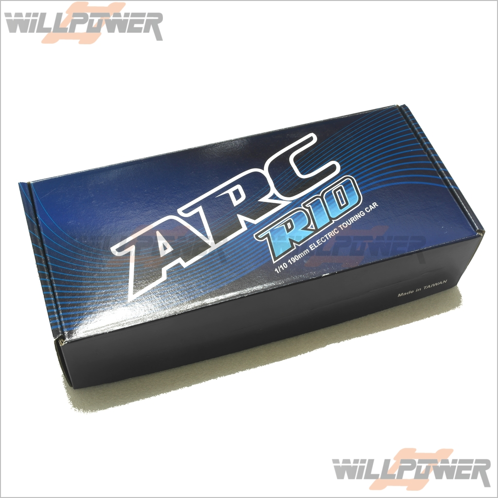 ARC-1-10-190mm-Electric-Touring-Car-2015-R10-RC-WillPower-On-Road-Sedan-Cars