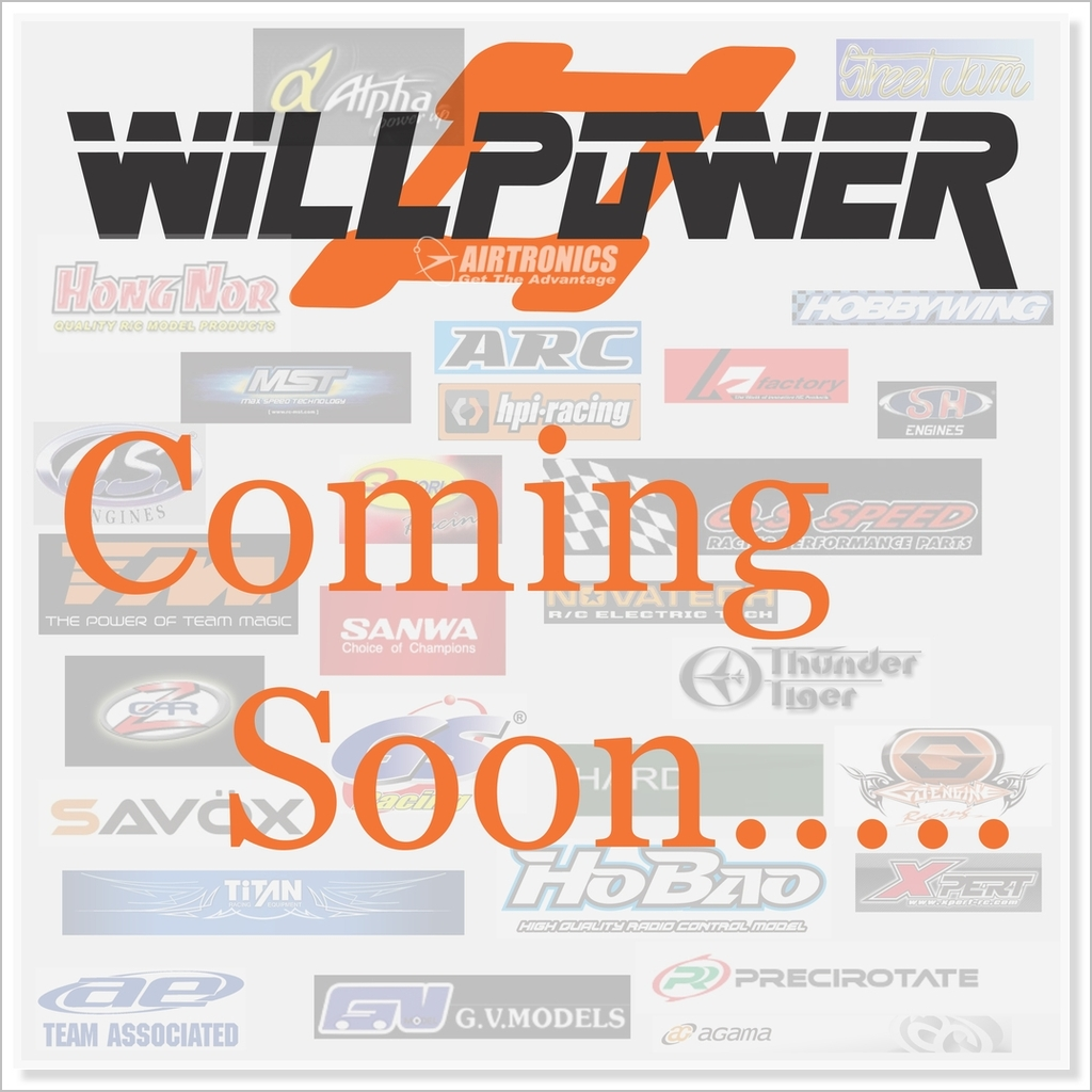 120A Brushless ESC w/ Fan + Setting Card  B4822A  RC-WillPower  Novatech