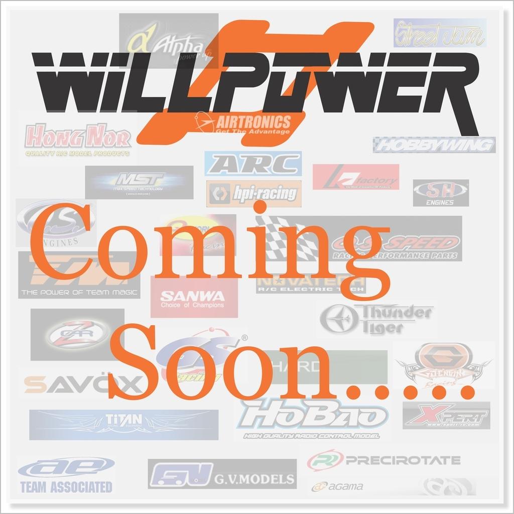 30A Brushless ESC + 3000KV Motor + Card  PW-250M-1 (RC-WillPower) Novatech