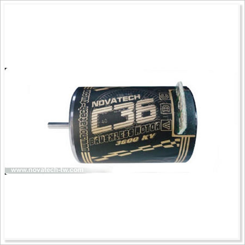 C36 3600KV Brushless Motor  B221C36  (RC-Willenergia) Novatech  vendita online sconto prezzo basso