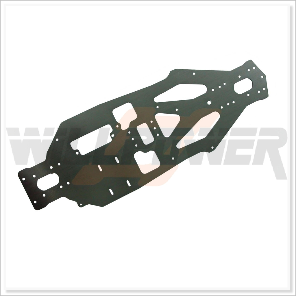 6061 Chassis  LCS-06  RC-WillPower  HongNor Jammin