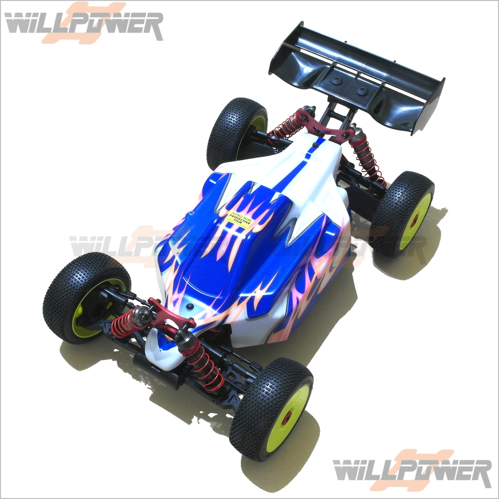 Details about 1/8 Buggy X3 Sabre Electric RTR (RC-WillPower) HongNor