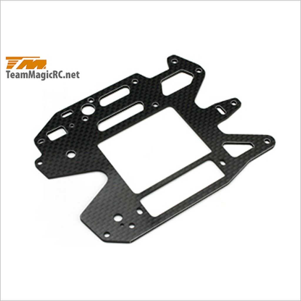 Carbon Radio Plate (RC-WillPower) TeamMagic T8 G4