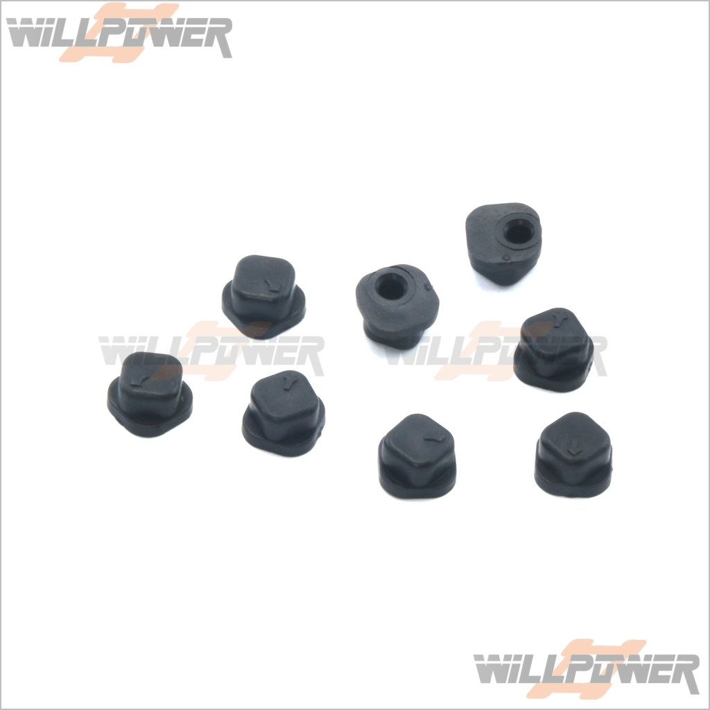 RC-WillPower GS Racing Pin Holder #GSC-SDT027