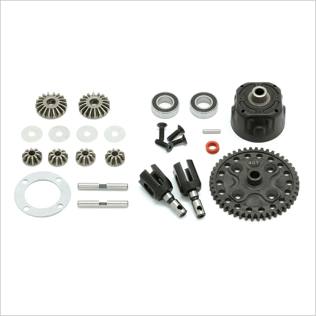 Center Diff. Set  SW-210025A (RC-Willenergia) Slavoroz  S350  confortevole